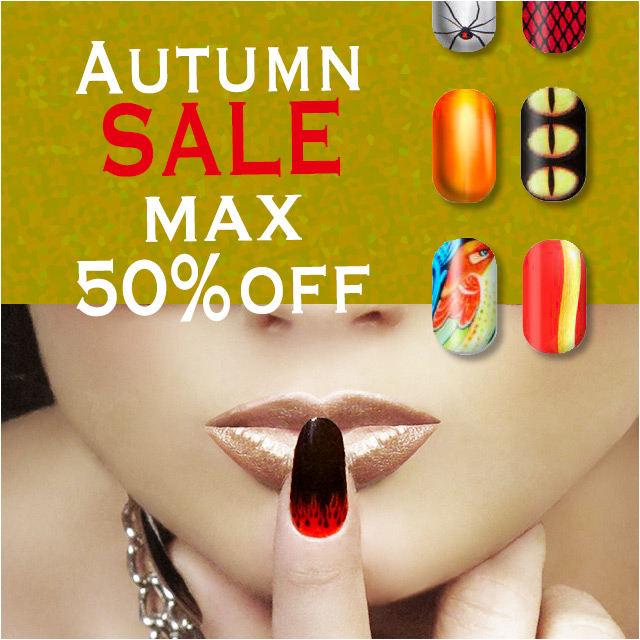 2018 AUTUMN SALE MAX 50%OFFセール